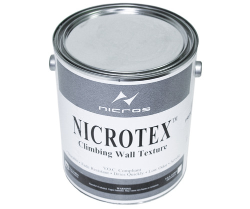 Nicrotex™ (1 Gallon) - Climbing Texture Paint