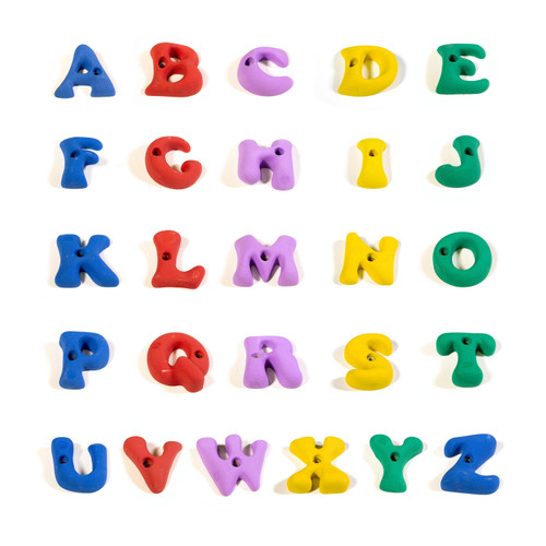 PM Alphabet Set A-Z