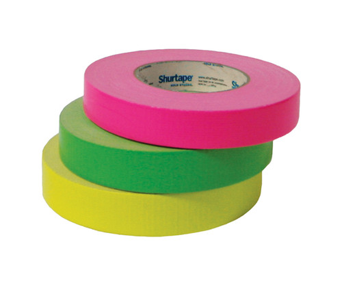 "1"" Route Marking Tape - Fluorescent"