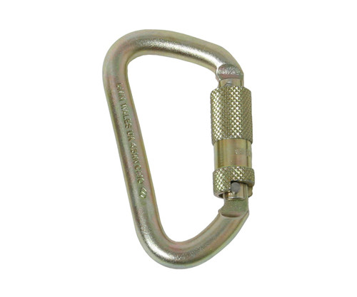DMM Klettersteig Quicklock - Locking Carabiner