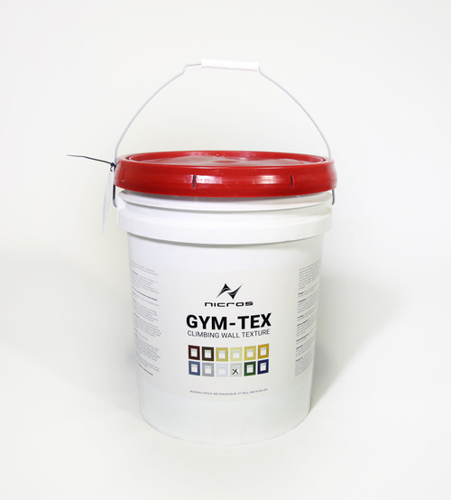 Gym-Tex (5 Gallons) - Climbing Texture Paint