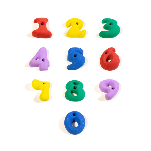 PM Numbers Set 0-9