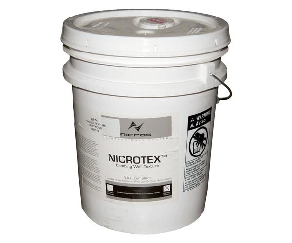 Nicrotex™ (5 Gallons) - Climbing Texture Paint