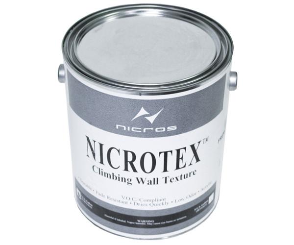 Nicrotex™ (1 Gallon) - Climbing Texture Paint