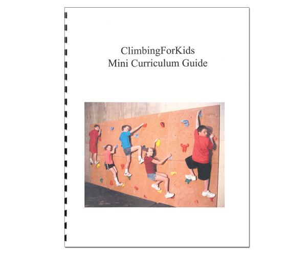 ClimbingForKids Mini Curriculum Guide