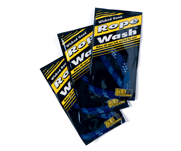 Sterling Wicked Good Rope Wash - Single Packet
