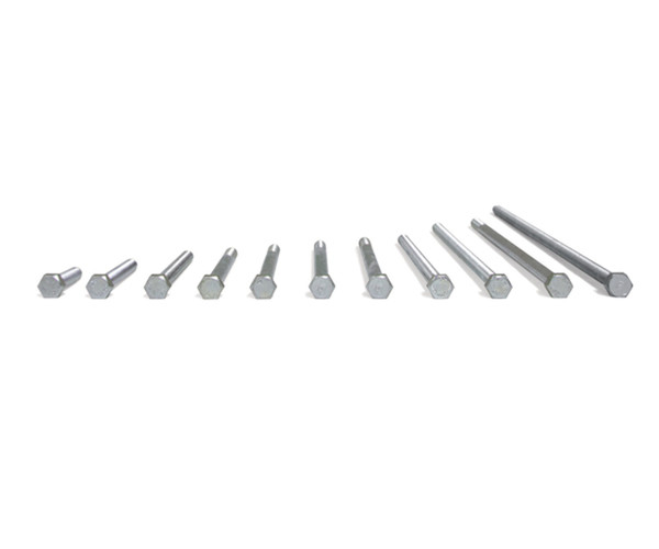 """Fully Threaded Tap Bolt - 4.5"""" (10 Count)"""