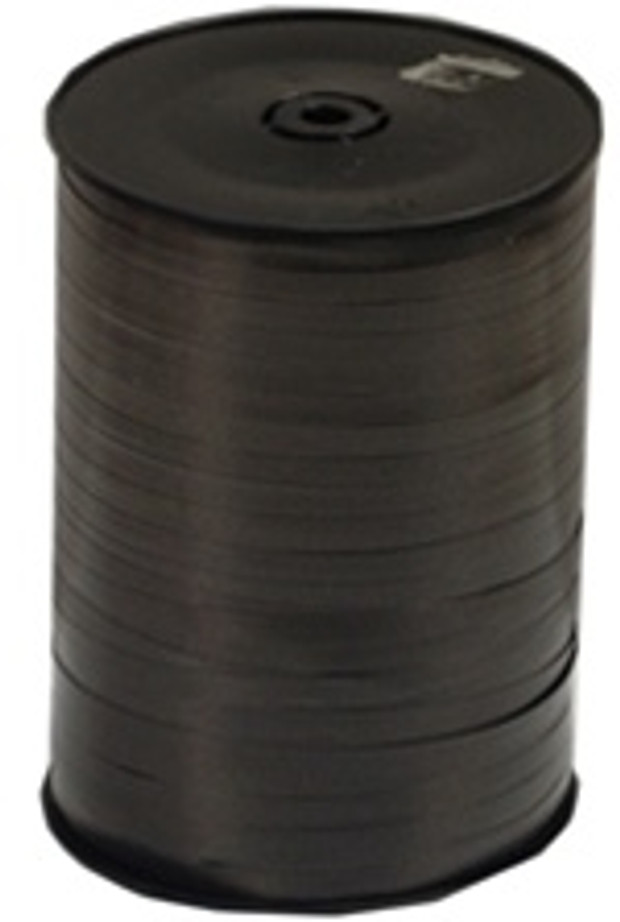 Curling Ribbon, Black