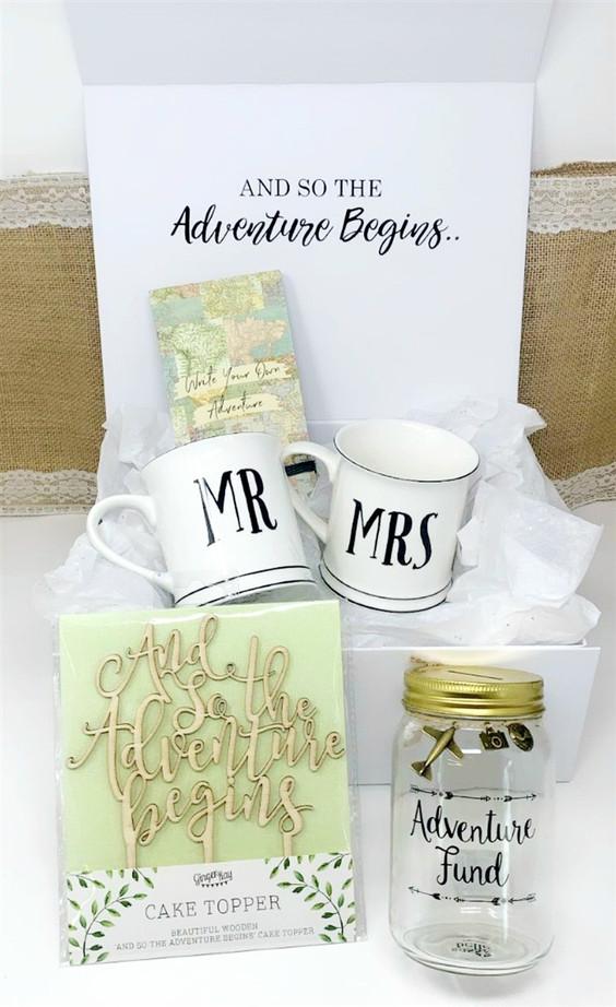 Personalised Engagement Box Set