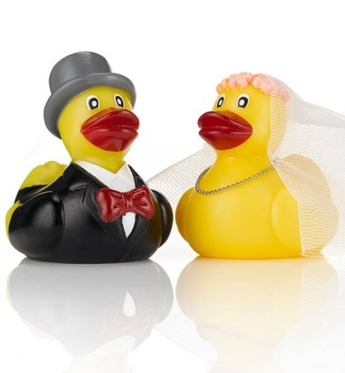Mr & Mrs Duck Gift Box Set