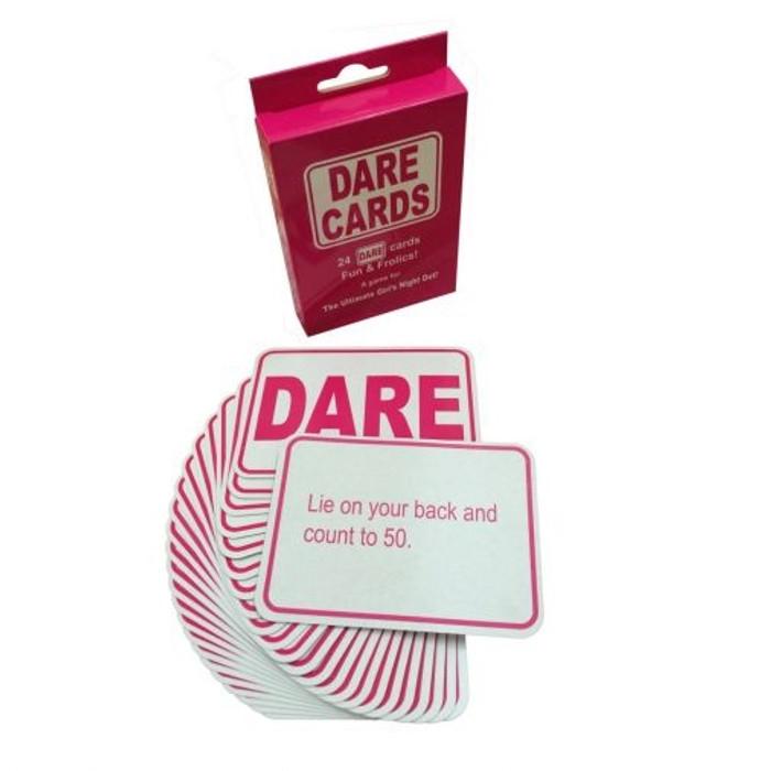 Dare Cards - 24 Dare Cards