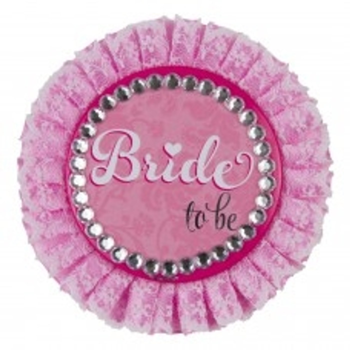 Badge - Deluxe Bride to Be