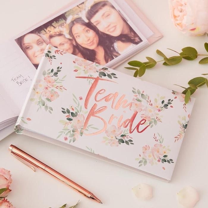 Floral Hen Party -Photo Album