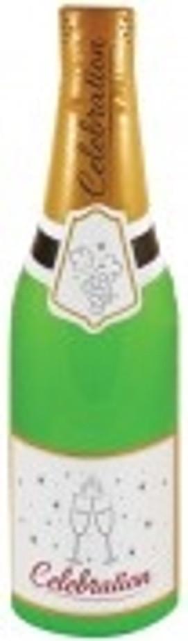 An Inflatable Champagne Celebration Bottle 73cm