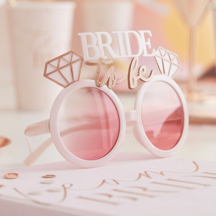 Blush - Glasses, Bride To Be