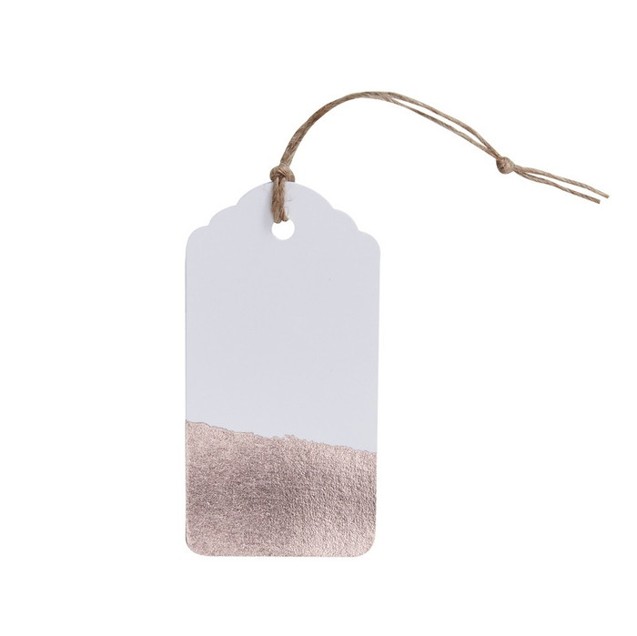 Rose Gold Luggage Tags(10)
