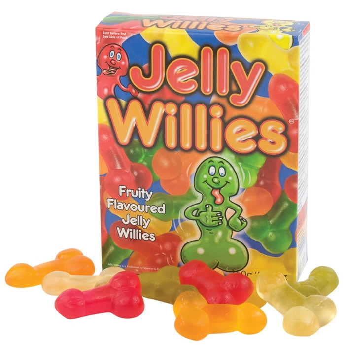 JELLY: Willies