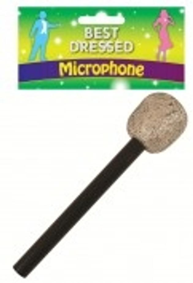 Microphone Silver, 26cm