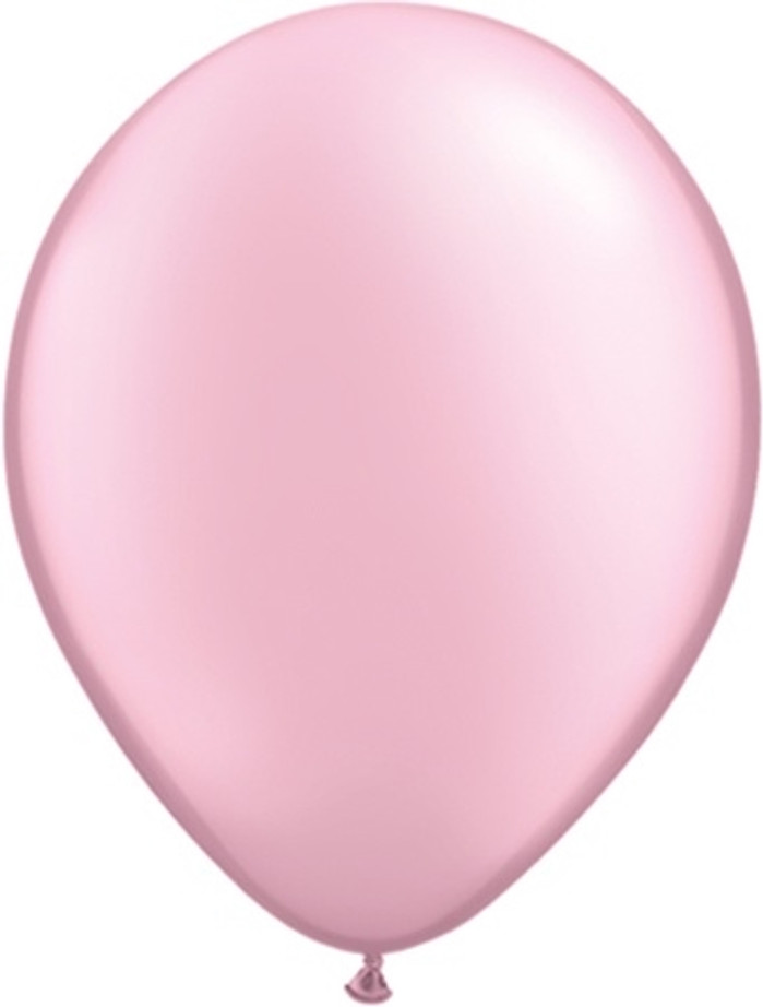 """11"""" Pink Latex Balloons ( 6 per Pack)"""