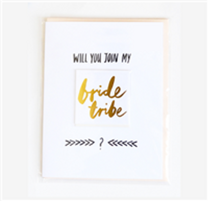 Will you Join My Bride Tribe Card (1)