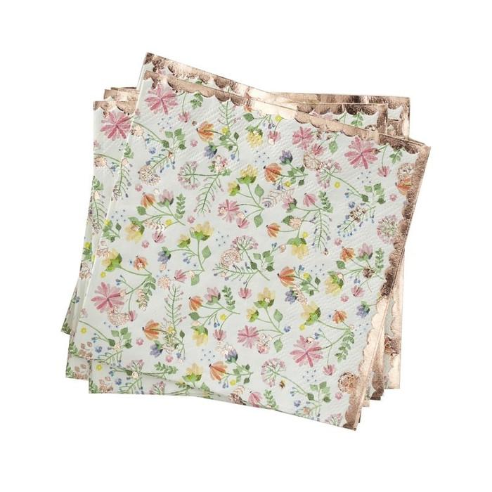 Ditsy Floral - Napkins - Floral (16)