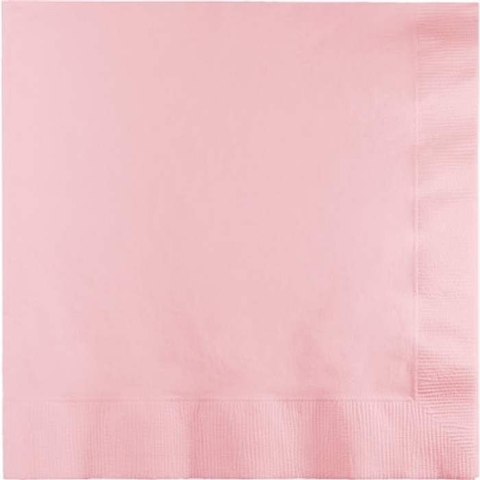Baby Pink Luncheon Napkins ( 20 per Pack)