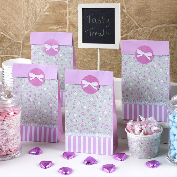 Frills and Spills, Party Bags Pack of 5