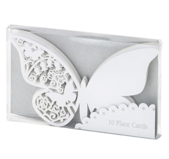Butterfly 10 Place Cards