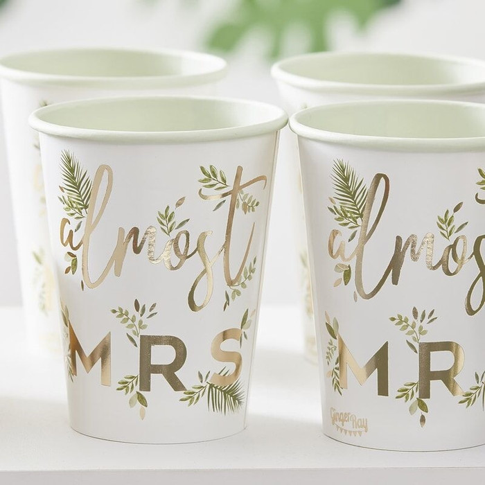 Almost Mrs Hen Party -Cup