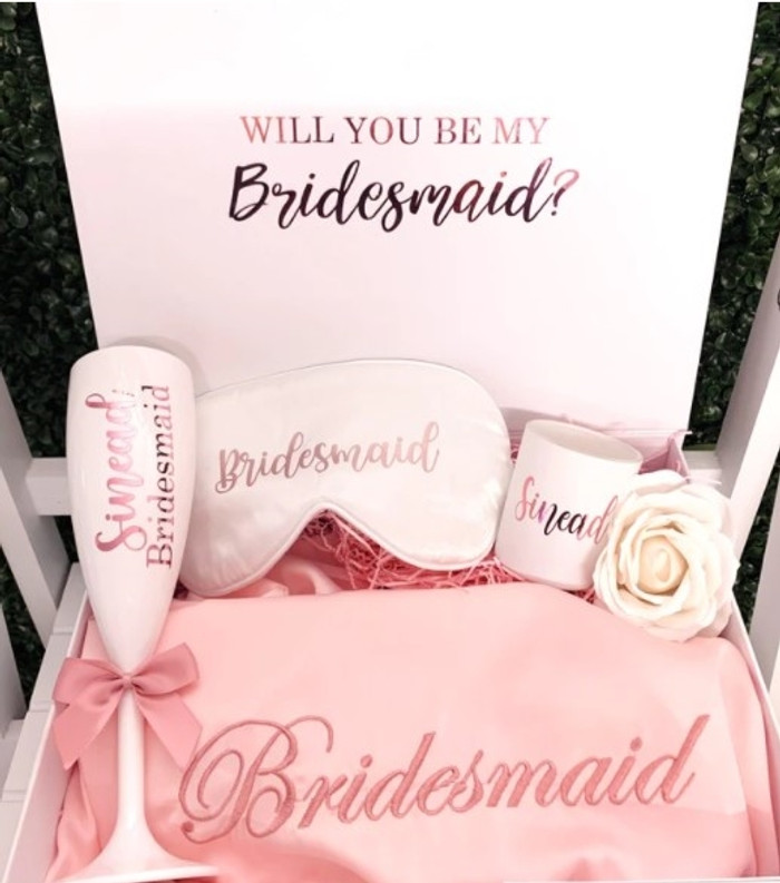 Bridal Party Luxurious Gift Set