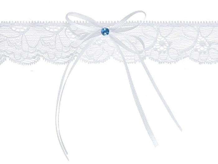 Brides Garter Lace Ribbon