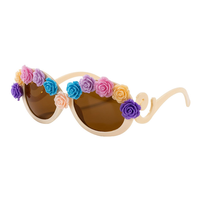 Glasses - Truly Scrumptious Floral Glasses