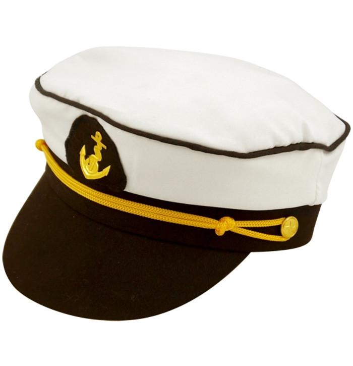 Hat Captain Adult