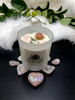 Earth Child Provisions Rose quartz Candle