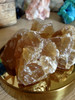 Honey Calcite Natural Chunk