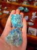 Shattuckite - natural chunk - small