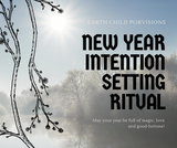 New Years Intention Setting Ritual