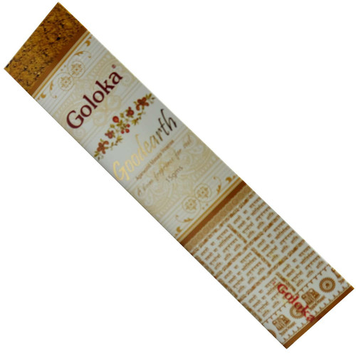 Goloka incense - good earth