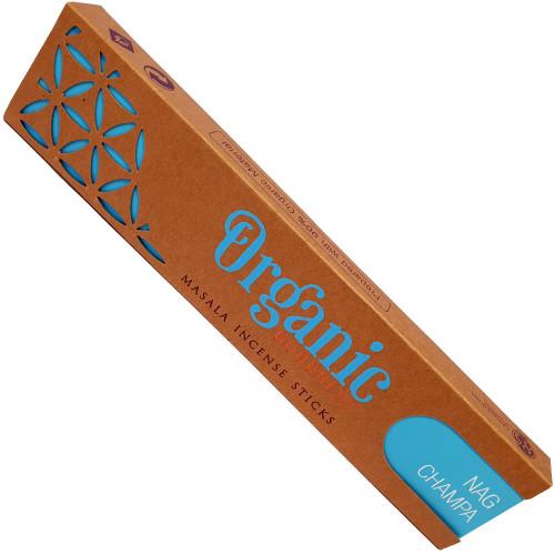 Organic goodness - nag champa