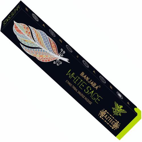 Banjara White sage incense