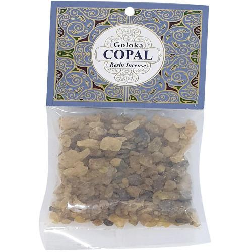 Goloka Resin - Copal