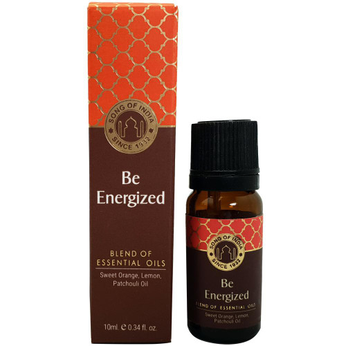Essential oil - Be energized
