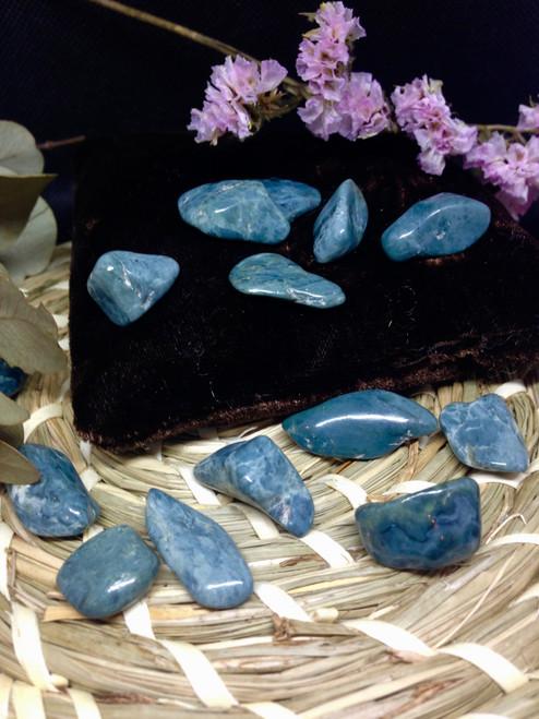 Rare Dianite tumbled stones