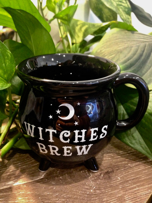 Witches Brew - Cauldron Mug'