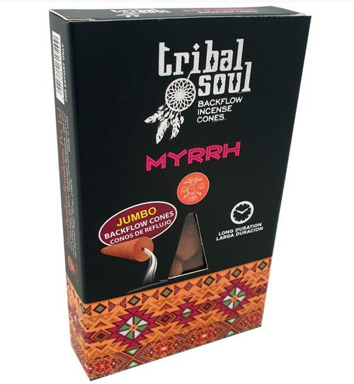 Myrrh cones