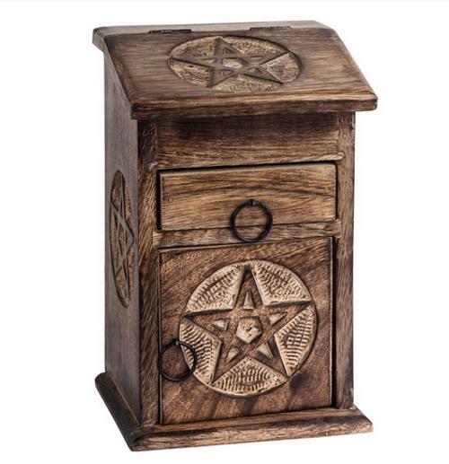 Altar chest