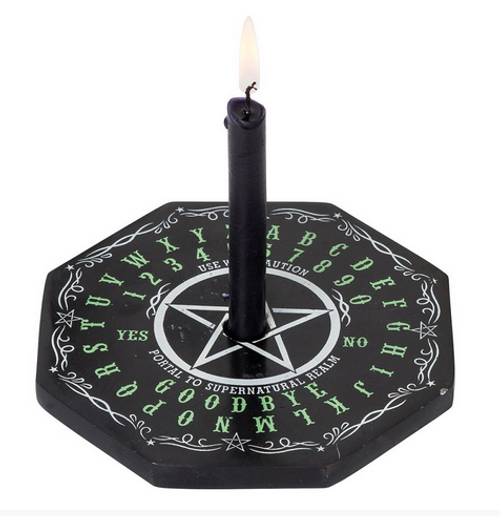 Spell candle Holder