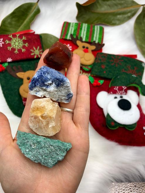 Crystal Stocking