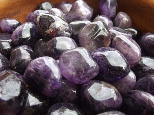 Amethyst Tumble Stone