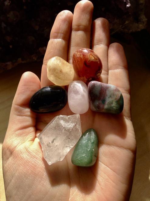 Mystery Bag - mixed stones